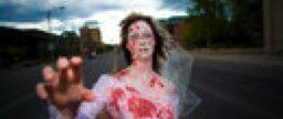 Dead Love: Zombie's Walk Again in Bozeman