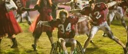 Dead Love: Zombie Glee on Super Bowl Sunday